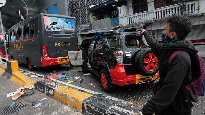 Ini Alasan Aparat Brimob Lakukan Kekerasan di Empat Lokasi Saat Kerusuhan 21-22 Mei 2019