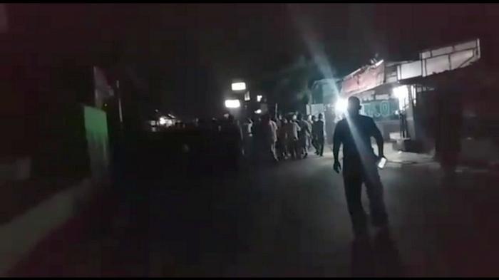 Tembakan Peringatan Empat Kali Tak Mempan Redam Tawuran Remaja di Dekat Kantor Kelurahan