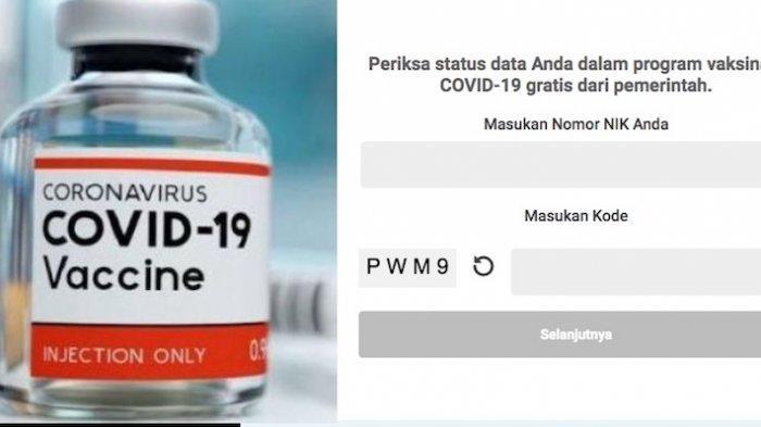 Warga Bisa Cek Lewat Pedulilindungi.id untuk Tahu Sebagai Penerima Vaksin Covid-19 dari Pemerintah