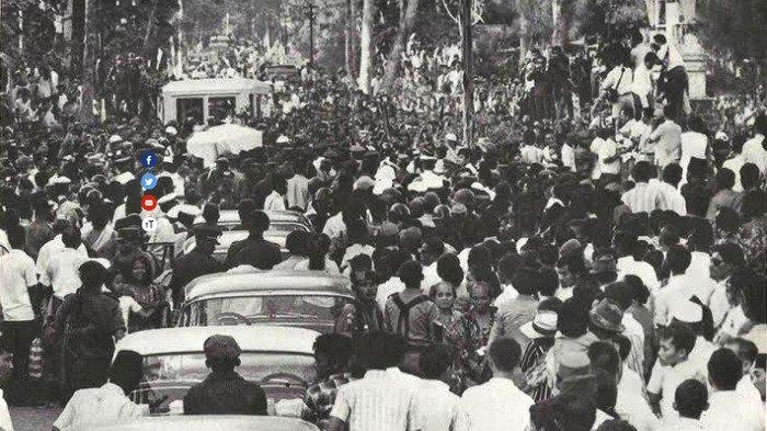 Benarkah Soekarno Meninggal Dunia Tidak Dimakamkan Sesuai Wasiatnya? Ini Penjelasannya