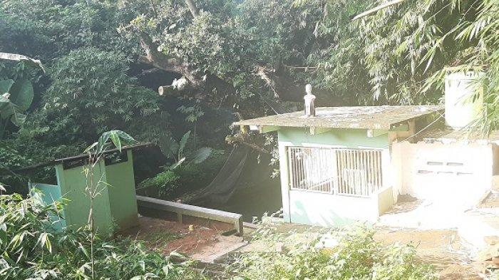 Kobak Nyamplung, mata air berusia ratusan tahun di Tangerang Selatan yang dipercaya sebagai tempat pemandian bidadari.