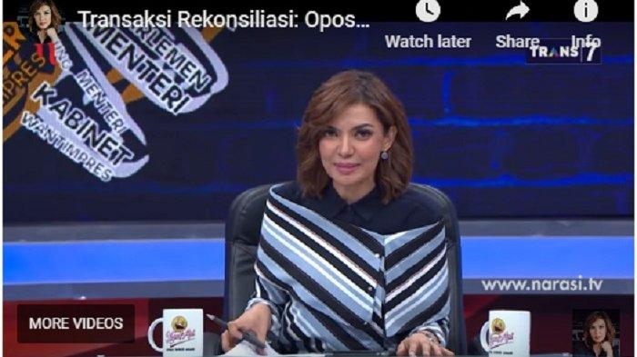Penjelasan Lengkap Najwa Shihab Soal Foto dengan Tommy Soeharto & Tuduhan Antek Orde Baru