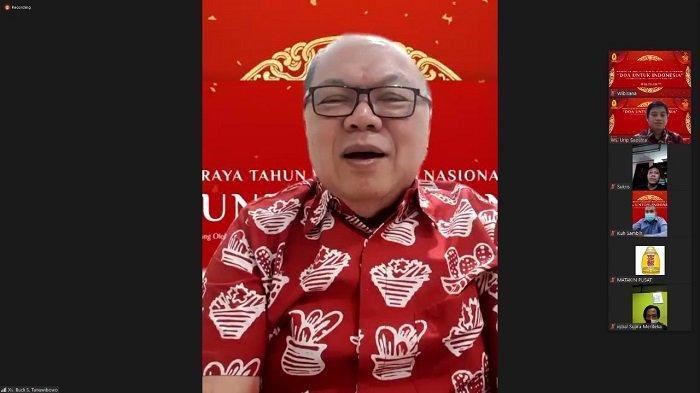 MATAKIN Gelar Perayaan Tahun Baru Imlek Nasional 2572 Kongzili Secara Virtual