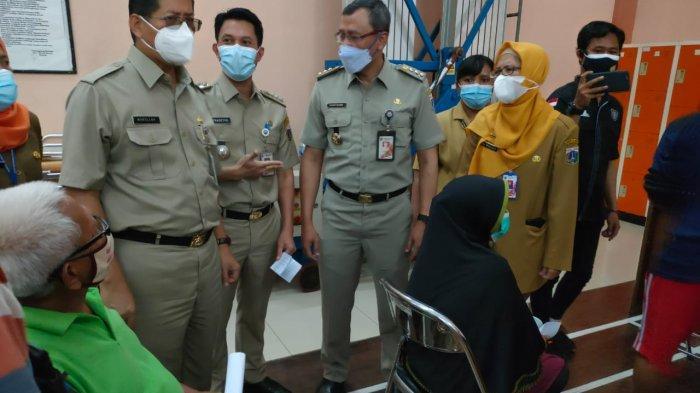 Sekda DKI Jakarta Harapkan Vaksin Covid-19 Bagi Lansia Sesuai Target
