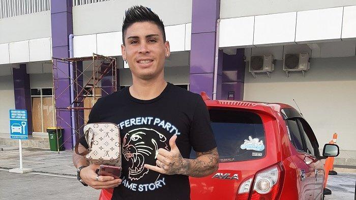 Mateo Bustos Prioritaskan Keluarga di Argentina, Rela Pisah dengan Persita Tangerang