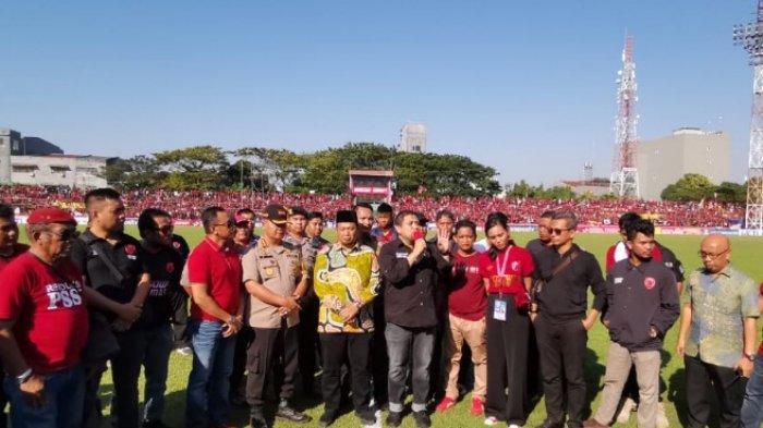 Laga Tunda PSM vs Persija Digelar 6 Agustus 2019, Pejabat di Makassar Siap Pertaruhkan Jabatan