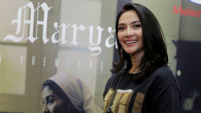 Ditengah Kerinduan Bermain Film, Tawaran 'Si Doel' dan 'Ave Maryam' Datang ke Maudy Koesnadi