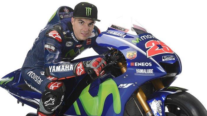 Jelang MotoGP Austria, Yamaha Tak Pernah Juara di Red Bull Ring, Maverick Vinales Pesimistis