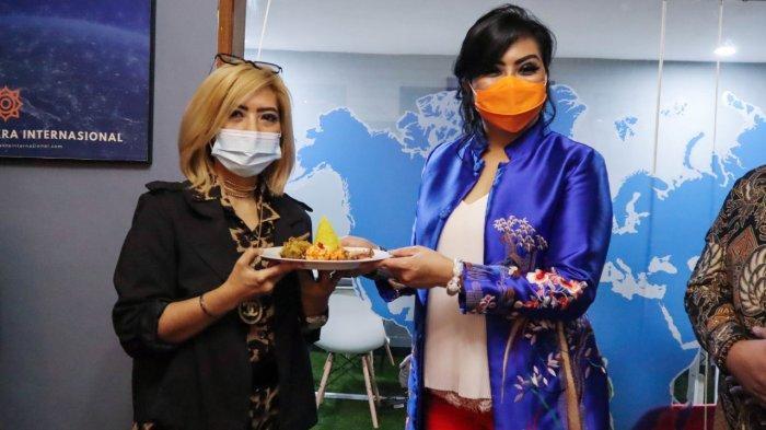 Dukung UMKM Lokal Mendunia, Maya Miranda Ambarsari Luncurkan Interconnect Data