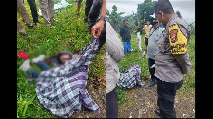 Penemuan Mayat Perempuan Tanpa Identitas Bikin Heboh Warga Megamendung Bogor, Kondisinya Seperti Ini