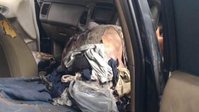 Keluarga Korban Tak Tega Lihat Mayat Terbakar di  Mobil, Tinggal di Perumahan Pesona Metropolitan