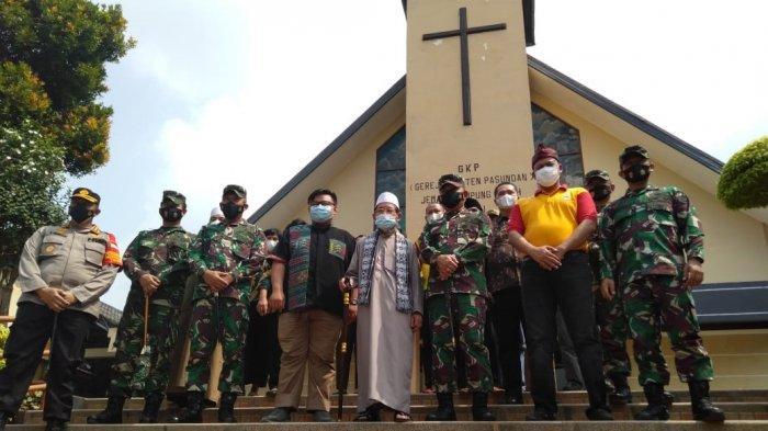 Kunjungi Kampung Sawah, Pangdam Jaya Mayjen TNI Dudung Ingatkan Pentingnya Nilai Pancasila