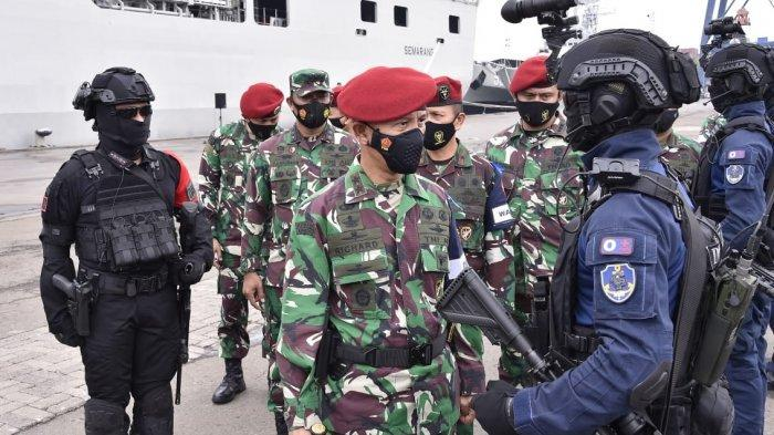 Profil Mayjen TNI Richard TH Tampubolon, Komandan Koopsgabssus, Kabarkan Penyergapan Teroris Poso