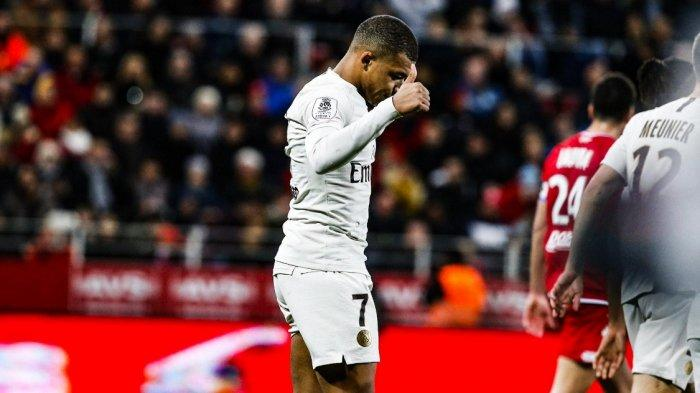 Menang Telak 4-0 dalam Laga Tandang Lawan Dijon, Paris St Germain Lupakan Liga Champions,