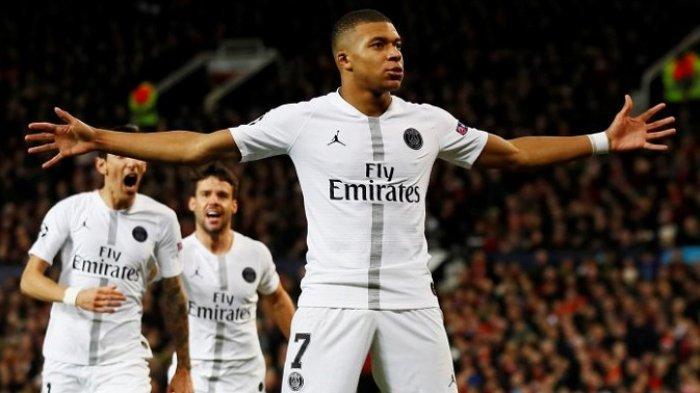 Kylian Mbappe Incar Transfer Sensasional ke Inggris atau Spanyol, Ingin Tinggalkan PSG Musim Depan