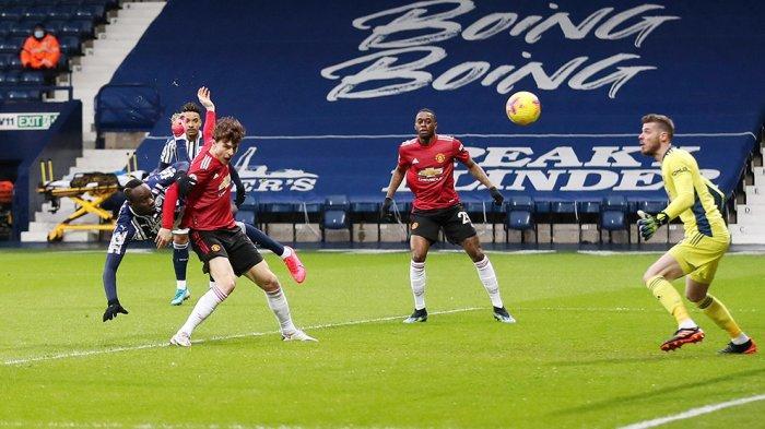 HASIL AKHIR: West Bromwich Albion Tahan Manchester United 1-1 Di Hawthorns Stadium