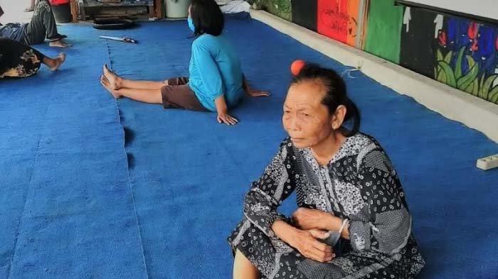Tega! Perampok ini Rampas Uang Jualan Rempeyek Rp 15.000 dan Dagangannya Nenek Berusia 62 Tahun