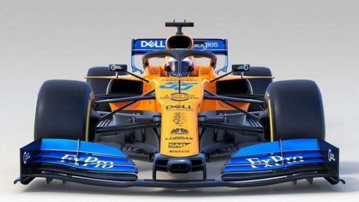 McLarens Rilis Mobil Balap untuk Musim 2019