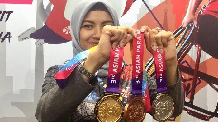 Asian Para Games 2018, Mantan Pembalap Motor Incar Medali Emas di Para Balap Sepeda