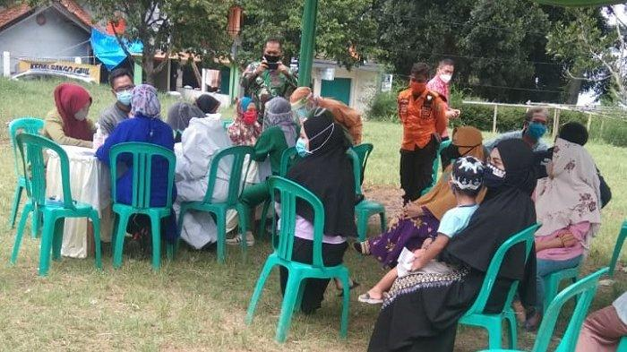 Dinas Kesehatan Kabupaten Bogor Kembali Menggelar Rapid Test, 15 Warga Megamendung Reaktif