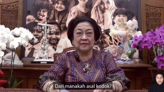 Megawati Kasih PR kepada Anak-anak Indonesia, Dari Manakah Asal Kodok?