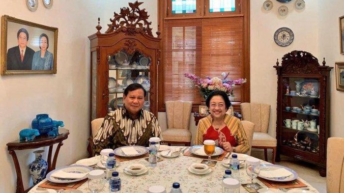 Pertemuan dengan Jokowi dan Megawati Dinilai Lebih Rugikan Prabowo, Kenapa Begitu?
