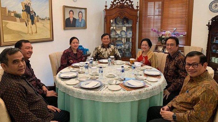 Ini Bakwan Bikinan Megawati yang Disajikan Spesial untuk Menjamu Prabowo