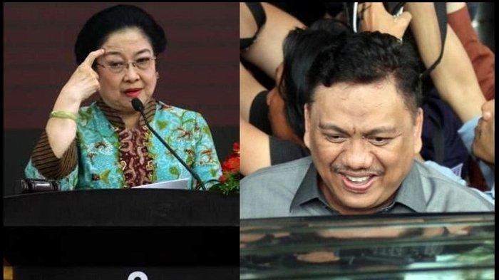 Pilkada 2020, Mendadak Megawati Soekarnoputri Sentil Gubernur Sulut Olly Dondokambey, Ada Apa?