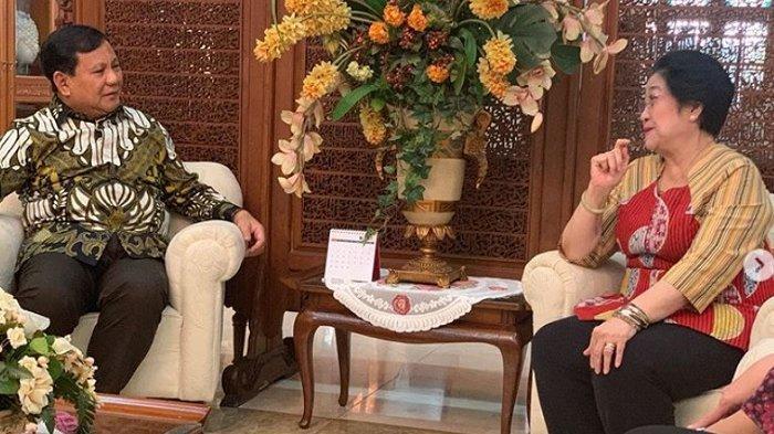 Prabowo Dipastikan Diundang ke Kongres PDIP di Bali, Bagaimana dengan SBY? Begini Jawaban PDIP