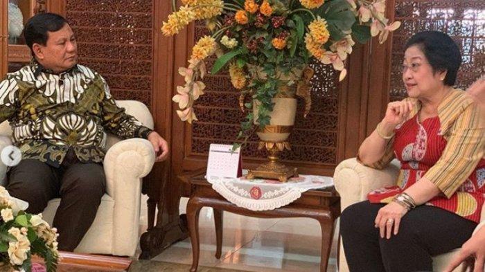 Pertemuan Mega-Prabowo Ternyata Sudah Dirancang Sejak Asian Games, PKS Yakin Prabowo Tetap Oposisi