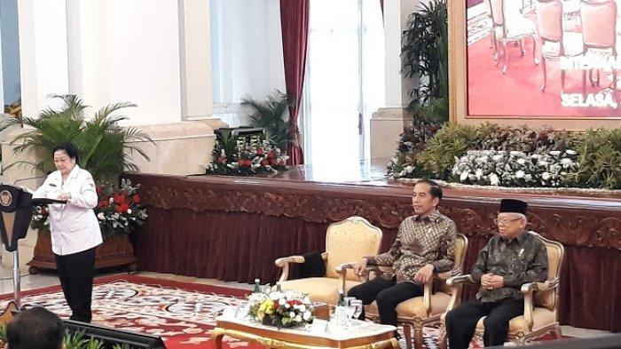 Megawati: Jokowi Kebangetan Ya, Saya Pensiunan Presiden Kelima Kok Diturunkan ke Unit Kerja?