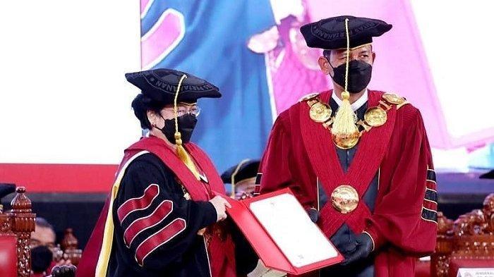 Rektor Universitas Pertahanan: Megawati Soekarnoputri Putri Terbaik Bangsa Indonesia