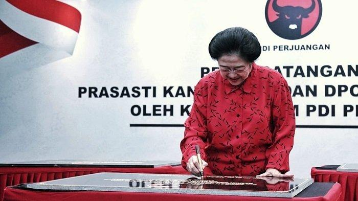 Megawati Bakal Lakukan Regenerasi Total pada 2024, Minta PDIP Jadi Partai Pelopor dan Obor