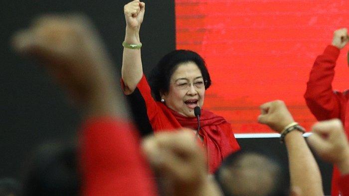 Jengkel Anak Pejabat Dipaksa-paksa Maju Pemilu, Megawati: Ngapain Sih? Kayak Tidak Ada Orang