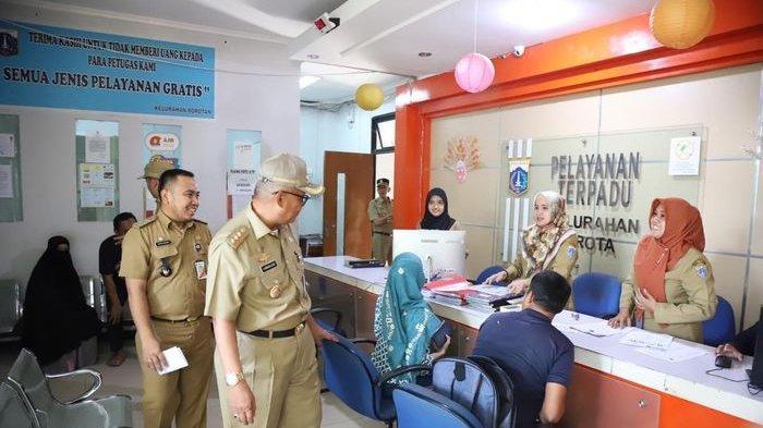 Wali Kota Tekankan Pendataan Penduduk di Jakarta Utara Pascalebaran Harus Dilakukan