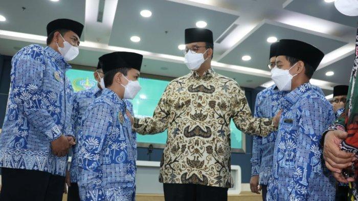 50 Kafilah DKI Jakarta Akan Berjuang di STQ Nasional XXVI, Ini Pesan yang Disampaikan Anies