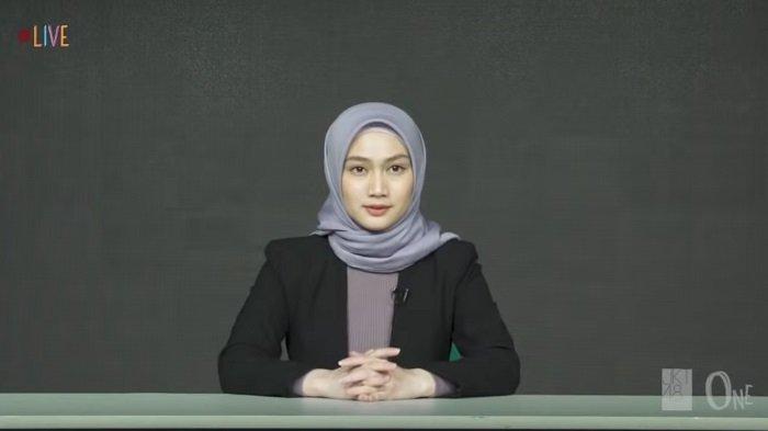 Melody Nurramdhani Laksani selaku General Manager Theater JKT48.