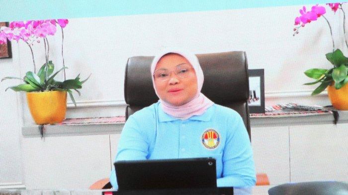Menaker Dr. Hj. Ida Fauziyah, M.Si. Reformasi Birokrasi Melalui Pemanfaatan Teknologi Informasi