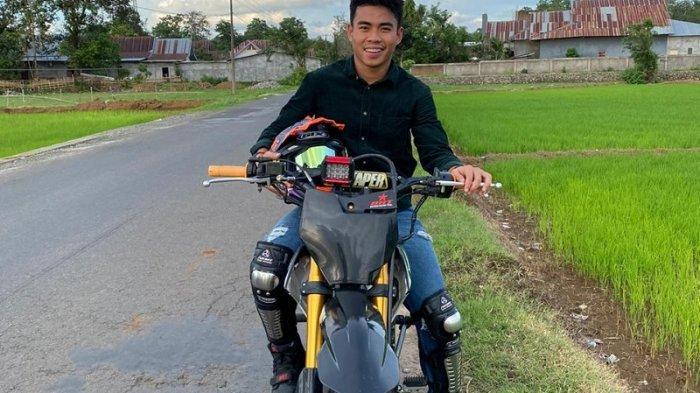 Hilangkan Jenuh, Bek Bhayangkara FC Nurhidayat Haji Haris Pilih Main Motocross dan Ngegame