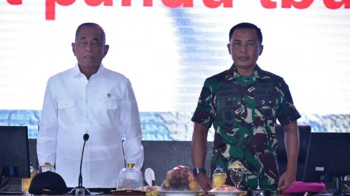 Menteri Pertahanan Ryamizard Ryacudu: Yang Coba Dirikan Negara Islam Berhadapan Dulu dengan TNI