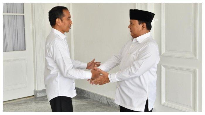 Disebut Menteri Berkinerja Terbaik, Prabowo Risih