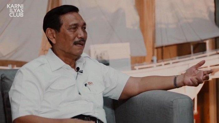 Luhut Minta Haris Azhar Cek ke KPK Soal Tambang Miliknya di Papua