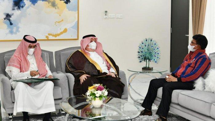 Menkominfo Bahas Tindak Lanjut DCO dan Kerja Sama Ekonomi Digital saat Terima Dubes Arab Saudi