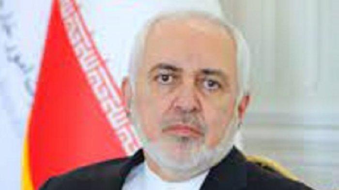 Menteri Luar Negeri (Menlu) Iran Mohammad Javad Zarif