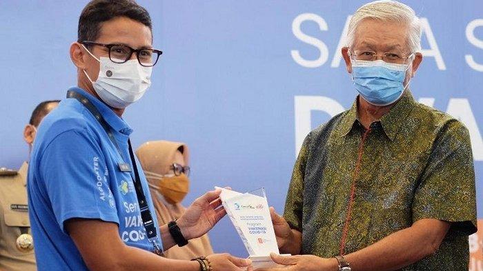 Central Park dan Neo Soho Mall Dukung Indonesia Bebas Covid-19 dan Siapkan Sentra Vaksin Atlet DKI