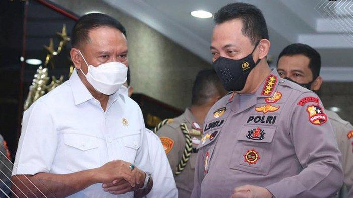 Menpora Zainudin Amali Berharap Kapolri Jenderal Listyo Sigit Prabowo Bisa Buat PB ISSI Semakin Padu