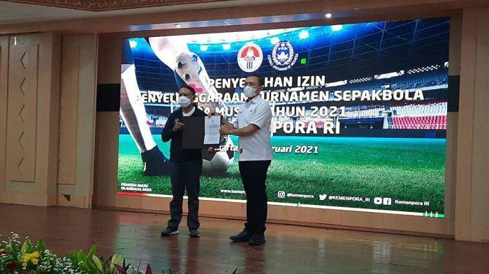 Piala Menpora 2021 Bisa Timbulkan Klaster Baru Covid-19, IPW Minta Jokowi Batalkan