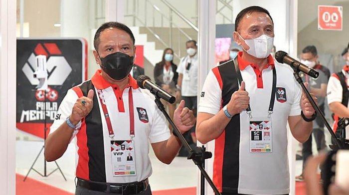 Mochamad Iriawan Ketum PSSI Minta Kepolisian Dalami Motif Kejadian Suporter di Jakarta dan Bandung