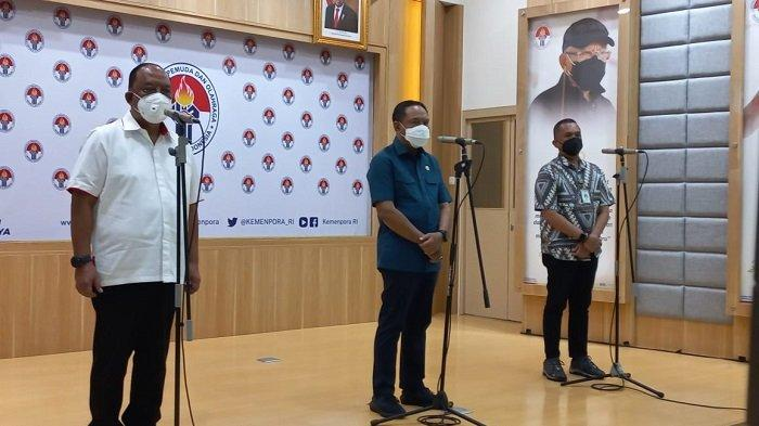 Menpora Zainudin Amali Meminta Masyarakat untuk Terus Memberikan Dukungan kepada Timnas Indonesia