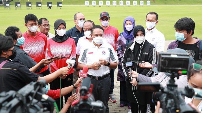 Menpora  Zainudin Amali: Penundaan SEA Games Hanoi Tidak Berpengaruh Pada Kelanjutan Pelatnas